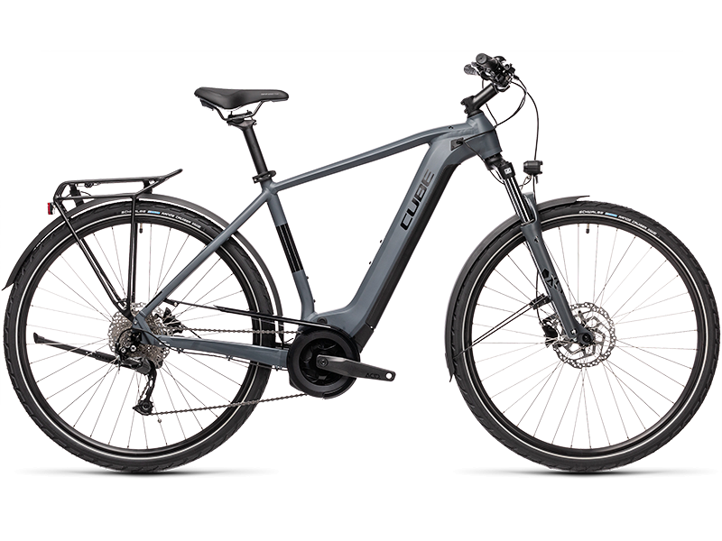 Cube Touring Hybrid One 500 Bosch - €2.349