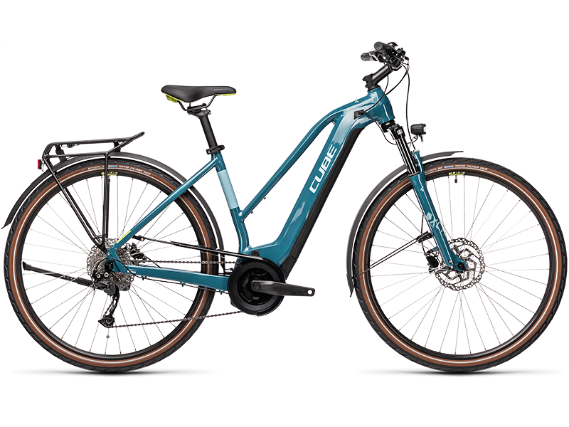 Cube Touring Hybrid ONE 400 Bosch- €2.099